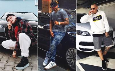 Na akých autách sa vozí slovenská rapová scéna? Najväčším hitom sú luxusné Audiny, bavoráky a Mercedesy