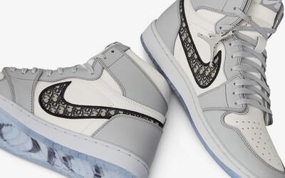 Na amerických hranicích zadrželi 1 800 párů fejkových Dior x Air Jordan 1. Jejich hodnota přesahuje 80 milionů korun