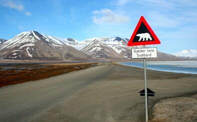 Na arktických Špicberkách zloděj poprvé v historii vykradl banku. Neměl kam utéct, takže ho hned chytli