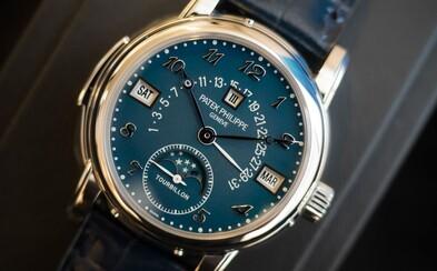 Na aukci v Ženevě se prodaly nejdražší hodinky všech dob. Za více než 6,5 milionu eur