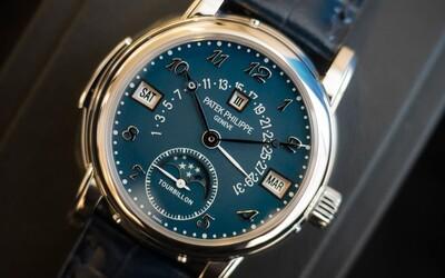 Na aukci v Ženevě se prodaly nejdražší hodinky všech dob. Za více než 180 milionů korun