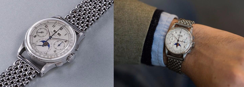 Na aukci v Ženevě se vydražily nejdražší hodinky na světě. Kupec za ně zaplatil 270 milionů korun a měl k tomu několik důvodů