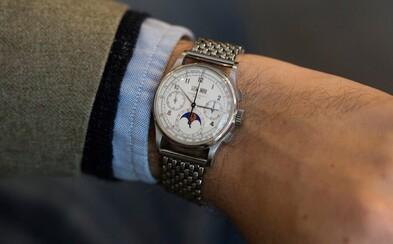 Na aukcii v Ženeve sa vydražili najdrahšie hodinky na svete. Kupec za ne zaplatil 10 miliónov eur a mal na to niekoľko dôvodov
