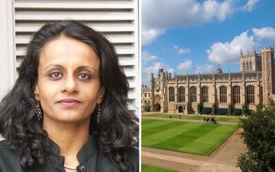 Na belošských životoch nezáleží, vyhlásila profesorka z Cambridgeu. Univerzita ju povýšila namiesto vyhadzovu