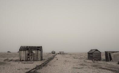 Na britskom území sa nachádza malá púšť plná rozpadnutých obydlí i jadrových elektrární. Miestu dodáva atmosféru aj sychravé počasie