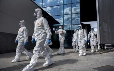 Na celom svete je koronavírusom nakazených už viac ako 200-tisíc ľudí