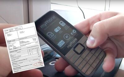 Na českém trhu se objevily telefony myPhone, které byly napadené virem. Samovolně volaly na drahá čísla