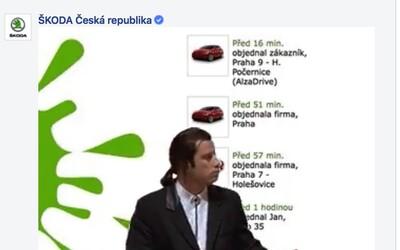 Na českom internete sa do vtipnej diskusie pustili najväčší predajcovia elektroniky aj Škoda. Alza je všetkým so svojím predajom Tesly na smiech