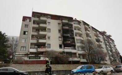 Na chvíľu sa vynorili spomienky na tragédiu v Prešove. Z bratislavskej bytovky po výbuchu a požiari evakuovali osem ľudí