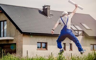 Na drobnější domácí rekonstrukce není potřeba architekt