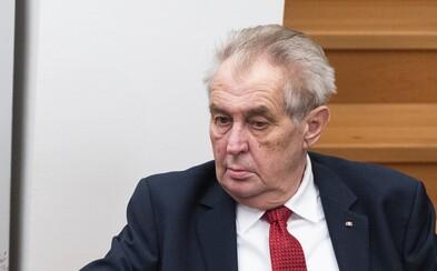 Na Facebook napsal, že Miloš Zeman má rakovinu, nyní musí zaplatit 250 000 a omluvit se