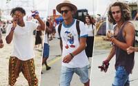 Na festival sa vedia obliecť aj muži. Pánske outfity, ktoré ulahodia predovšetkým ženskému publiku