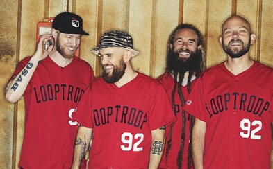 Na festival Uprising sa po dlhých piatich rokoch v plnej sile vrátia obľúbení  Looptroop Rockers