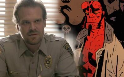 Na filmovom Hellboyovi sa predsa len pracuje, pôjde však o R-kový reboot. Rona Perlmana vystrieda David Harbour a del Tora zasa Neil Marshall