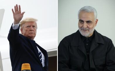 Na hlavu Donalda Trumpa má byť vypísaná odmena 80 miliónov dolárov. Irán však nič také nepotvrdil