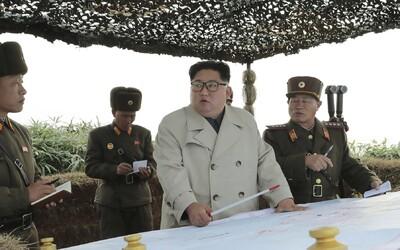 Na hranici mezi Severní a Jižní Koreou došlo k přestřelce. Palbu měli vyvolat vojáci KLDR