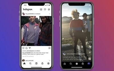 Na Instagram už môžu pridať spoločnú fotografiu dva profily súčasne. Lajky a komentáre sa spoluautorom sčítajú