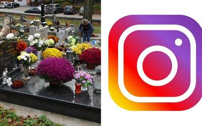 Na instagramových účtech lidí, kteří zemřeli, přibude banner s nápisem Vzpomínáme