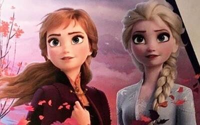 Na internet unikol prvý obrázok z očakávaného animáku Frozen 2