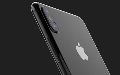 Na internet vraj unikol finálny dizajn iPhonu 8. OLED displej by mal pokrývať takmer celú prednú stranu