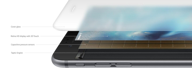 Na iPhone 6s si vďaka 3D Touch a špeciálnej aplikácii môžeš odvážiť predmety vedúce elektrický prúd