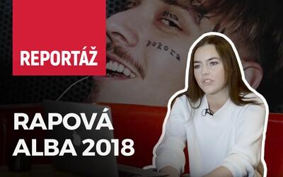 Na jaká česká rapová alba se můžeme těšit v roce 2018?