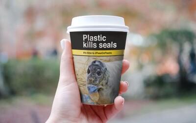Na jednorázových plastech se možná objeví stejná varování jako na cigaretách