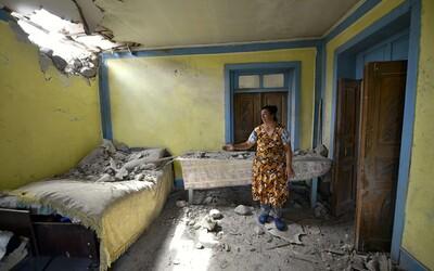 Na karabašská města dopadají bomby a rakety, konflikt může trvat další desítky let, říká politický geograf Vincenc Kopeček