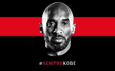 Na Kobeho Bryanta zavzpomíná i italský fotbal, AC Milan dnes bude hrát s černými páskami