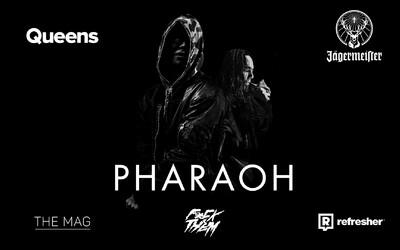 Na konci apríla vystúpi v Prahe ruský raper Pharaoh a s ním aj špeciálni hostia Dalyb a Samey z Haha Crew