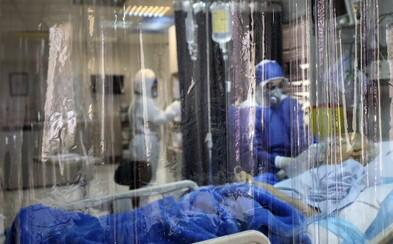 Na koronavirus zemřel 5. člověk v Česku. Bylo mu 88 let
