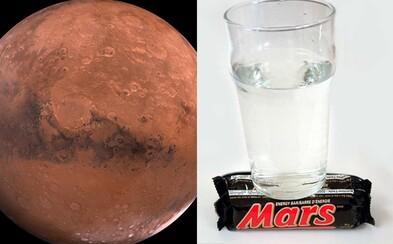 Na Marse je tečúca voda a možno aj život! NASA dnes potvrdila, že našla najsilnejší dôkaz o jej existencii