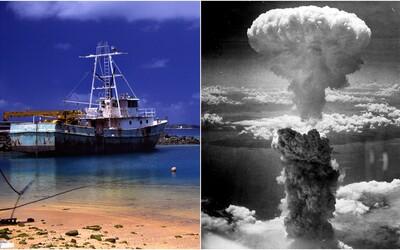 Na Marshallových ostrovech naměřili radioaktivitu vyšší než v Černobylu. Američané sem v minulosti shazovali bomby