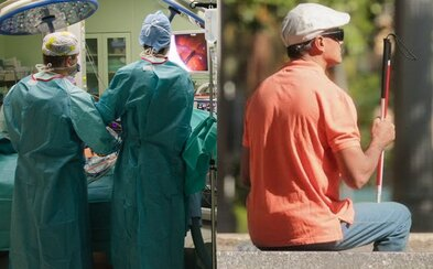 Na Medzinárodný deň nevidiacich si RTVS pripravila tematické vysielanie, vrátane špeciálnej epizódy medicínskeho dokumentárneho seriálu