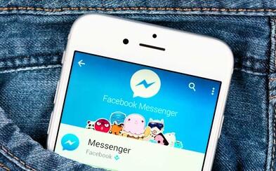Messenger obohatí nová funkce známá ze starých chatovacích sítí a spolu s ní i skupinové videohovory