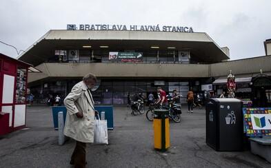 Na najbližších MS v hokeji sa opäť budeme hanbiť za Hlavnú stanicu v Bratislave. Rekonštrukcia sa posúva