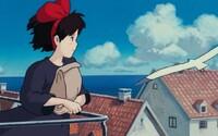 Na Netflixu bude většina filmů od studia Ghibli. Postupně budou přidávány od února