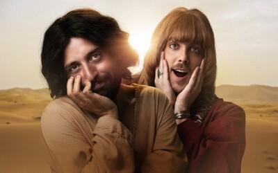 Na Netflixu je film o homosexuálním Ježíši. Petici za odstranění snímku již podepsaly téměř dva miliony lidí