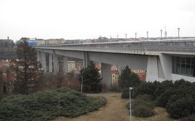 Na Nuselském mostě vznikne nejvyšší lezecká stěna v Praze