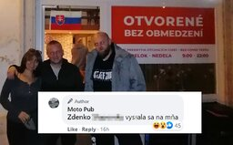 Na odsúdeného majiteľa prešovskej krčmy sa známa advokátka vykašľala, sťažuje sa v komentároch na Facebooku