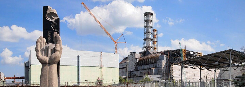 Na opustenom mieste v okolí Černobyľu, ktoré je poznačené jadrovou haváriou, chcú postaviť solárnu elektráreň