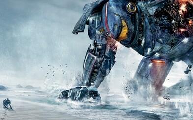Na Pacific Rim 2 sa bude podieľať scenárista Jurského sveta