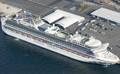 Na palube nakazenej výletnej lode sa nachádza aj Slovák. Tisícky pasažierov uzavreli do karantény