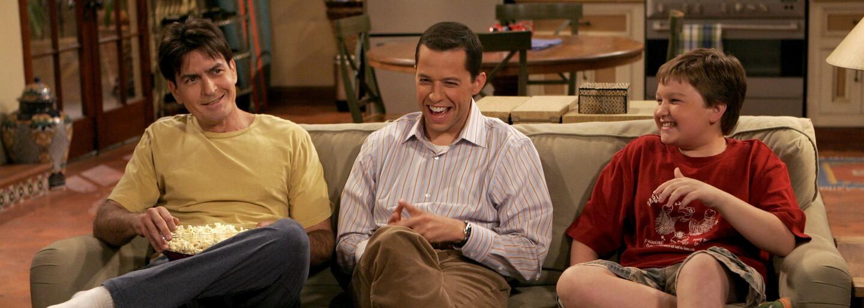 Na pľaci Dva a pol chlapa alebo zaujímavosti z ikonického sitcomu, o ktorých ste pravdepodobne (ne)vedeli