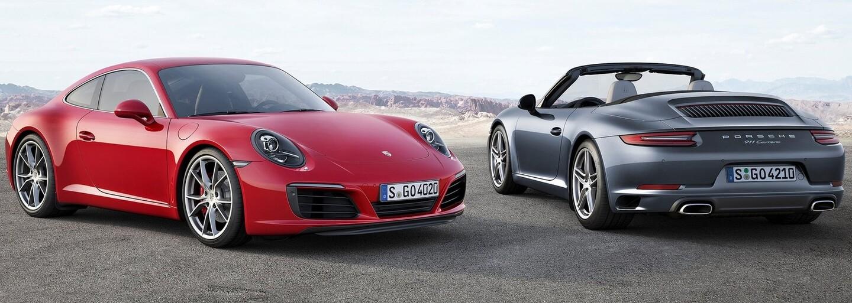 Na pohľad malá evolúcia, pod plechmi veľká revolúcia! Nové Porsche 911 Carrera (S) 2016 je tu