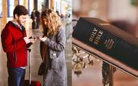 Na pražském letišti brzy najdete duchovní útěchu v případě nepříjemné události. Občas neuškodí se před letem raději trochu pomodlit