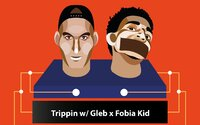 Na prvom Trippine novej sezóny vystúpi Gleb a čerstvý objav scény Fobia Kid
