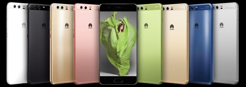 Na pulty slovenských obchodov prichádza ďalší smartfón pre náročných. Huawei P10 má všetko, po čom túžiš