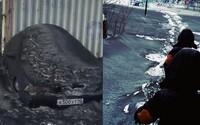Na Sibíri napadol toxický čierny sneh. Ohrozuje takmer 3 milióny ľudí