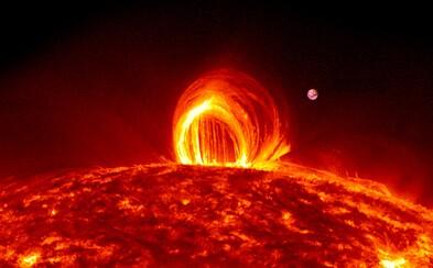 Na Slnku sa tvorí škrvna väčšia ako Zem, ktorá môže spôsobiť problémy so satelitmi i komunikáciou